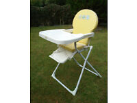 'Beanstalk' infants high chair, play and feeding station