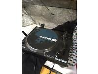 2x soundlab professional dj turntables