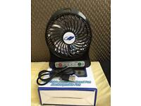 Potable fan