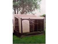 Quest Elite Rolli Roll out standard awning 2.5 metre wide.