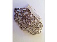 Jon Richards bridesmaids hair clip/ grip
