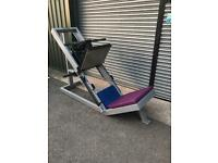 Nytram Plate Loaded leg press Commercial Gym equipment