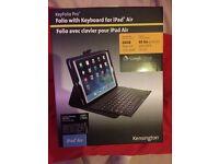 Kensington keyfolio pro for iPad Air!!