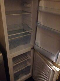 medium size fridge freezer £60