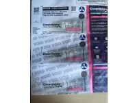 Creamfields ticket - bronze 4 day camping