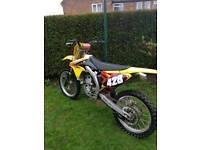 RMZ250 EFI not kx/cr/yz/ktm quad pitbike