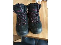 Childrens size 12 Peter Storm walking boots