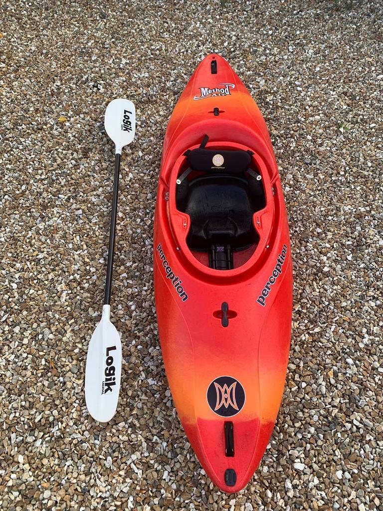 Perception Method Air kayak | in Somerton, Somerset | Gumtree