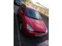 Fantastic condition Ford Focus 12 months brand new MOT