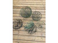 Garden Wire Baskets
