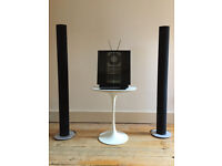 Bang & Olufsen beosystem 2500 and Beolab 6000 active speakers in perfect working order.