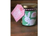 Easter Gift - sweetie jar
