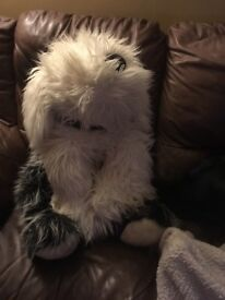 Very Large Soft Toy Dulux Dog