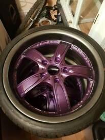 Wheels / Tyres / adaptors
