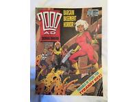 2000ad Comic (Prog 583)