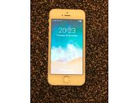 Iphone 5S 16GB unlocked to all networks