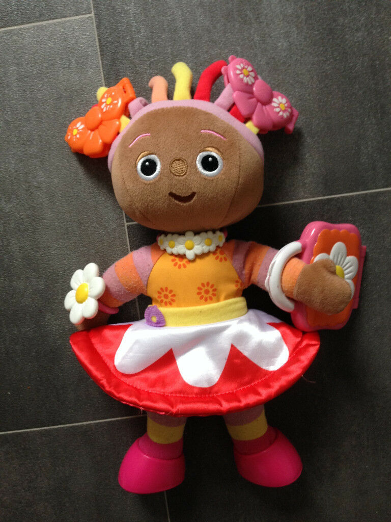 IN THE NIGHT GARDEN UPSY DAISY DRESS UP PLUSH DOLL SOFT TOY