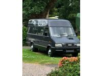 Iveco daily 2.8td campervan