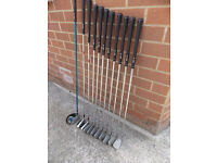 PING G5 Irons - (right handed) + 2 PING carry bags + RAPTURE Driver