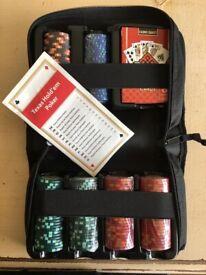 Cartamundi Poker Set, £15