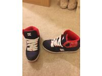 Dc women's trainers size 5