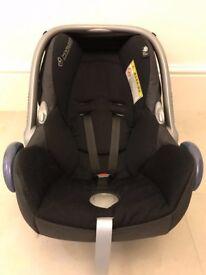 Maxi-Cosi CabrioFix Car Seat Group 0+