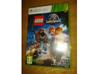 Xbox 360 Game Lego Jurassic World As New Condition