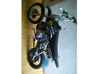 Pit bike crf70 125cc and loads of parts