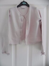 PINK CARDIGAN, NEXT age 3-4. From non-smoking / pet-free home. £1