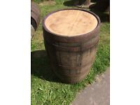 Oak ex-whisky Barrel