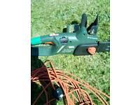 Electric chainsaw £25 ONO