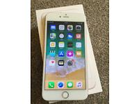 iPhone 6s Plus, 16gb. 02, gif gaff and Tesco network