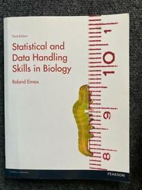 BOOK (Statistical and data handling skills in biology)