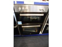 BEKO BUILT IN INTEGRATED ELECTRIC DOUBLE OVEN