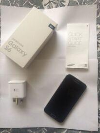Samsung Galaxy S6 32GB Sapphire Black Unlocked - Screen Not Turning On