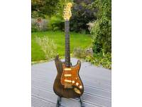 Fenix Stratocaster Guitar with hardcase
