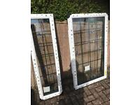 Double glazed windows (Money going to charity)