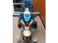 Smart trike- touch steering