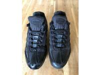 Nike Air Max 95, Special Edition Black / Gold Trainers, Size UK 7 / Eur 41