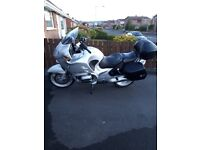 BMW R 1150RT only 17000 miles