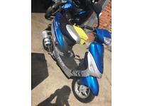 Pulse Scout 50CC Motorbike *See Description*
