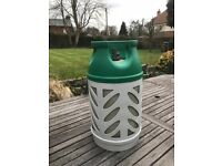 Gas bottle 10kg lightweight Gaslight propane