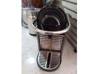 Nespresso Coffee machine original fully working with capsules