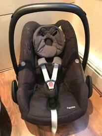 Pebble maxi cosi car seat