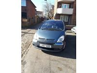 CITREON XSARA PICASSO 1.6L NICE LOOKING CAR. DRIVES WELL. ONLY £875!!!