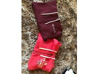 2 jack wills hoodies