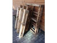 4 x Wooden Pallets - Free for collection.