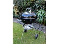 Weber BBQ Grill - Compact 57cm - Black