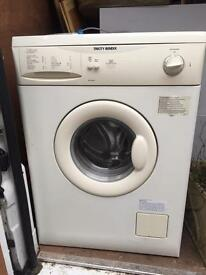 Tricity bendix 1100 spin speed washing machine