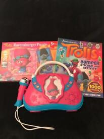 Trolls Toy Bundle